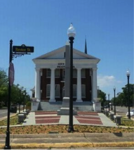 Historic City Hall Picayune, MS