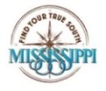 Mississippi Tourism Logo