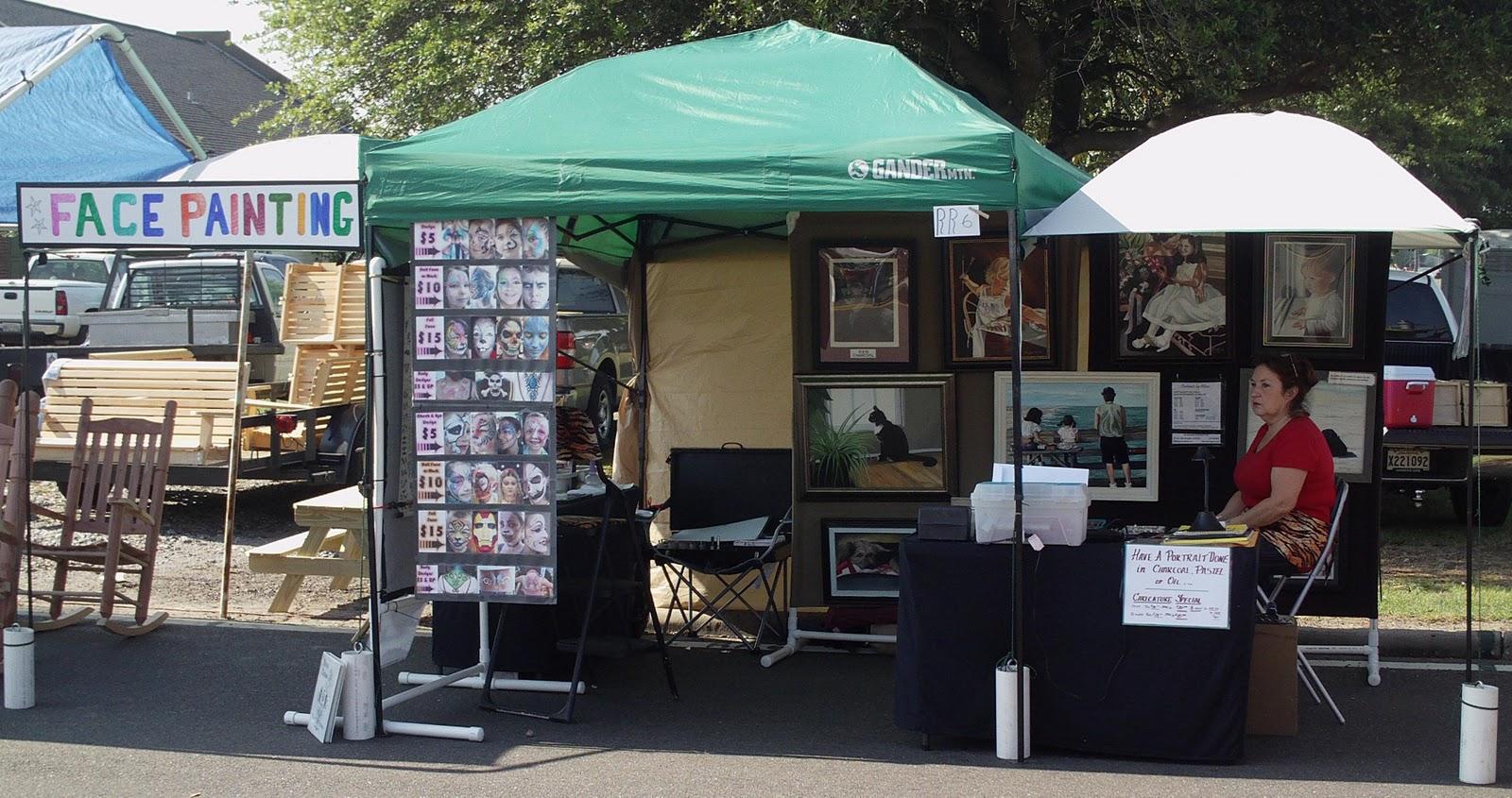 Street Fair Booth