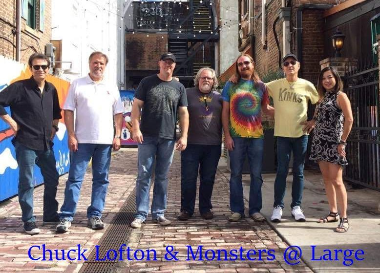 Chuck and Monsters at Large