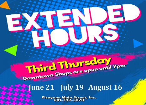Extended Hours 2018