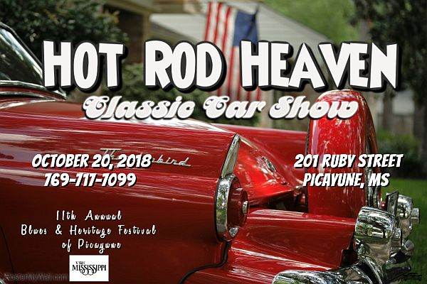 hot rod heaven poster